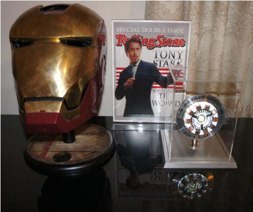 Ironman Arc Reactor Ebay Kit — BCMA